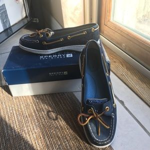 Sperry Top Spider Boat Shoes